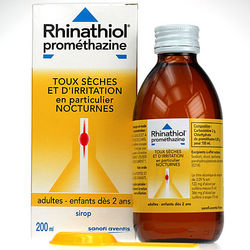 sanofi aventis rhinathiol toux s ches 200 ml m dicaments orl toux s che. Black Bedroom Furniture Sets. Home Design Ideas